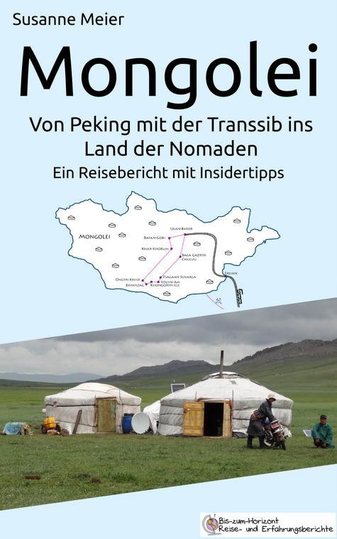 Buchcover Mongolei