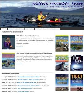 Walters Homepage