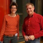 Dirk Bleyer und ich