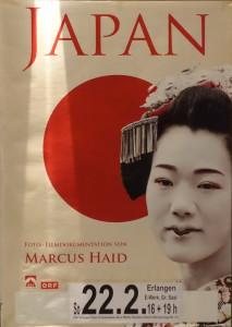 Plakat Japan