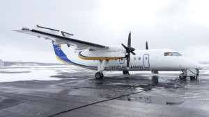 2015-03-26 Reykjavik - Unser Flugzeug