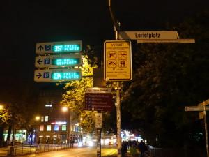 2015-11-06 Bremen - Waffen verboten