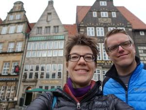 2015-11-07 Bremen - Lars und ich