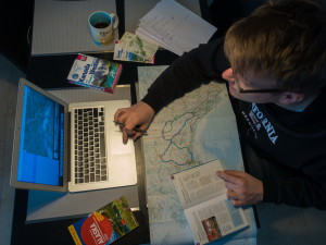 Alaska-Planung